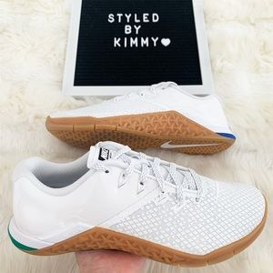 🌸 NIKE METCON 4 CrossFit Training Shoes Sneakers